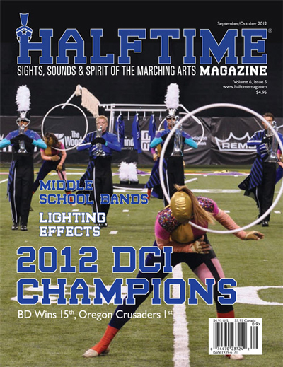 Haltime Magazine - Sep/Oct 2012