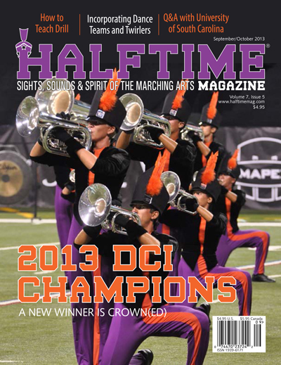 Haltime Magazine - Sep/Oct 2013