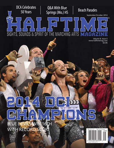 Haltime Magazine - September/October 2014