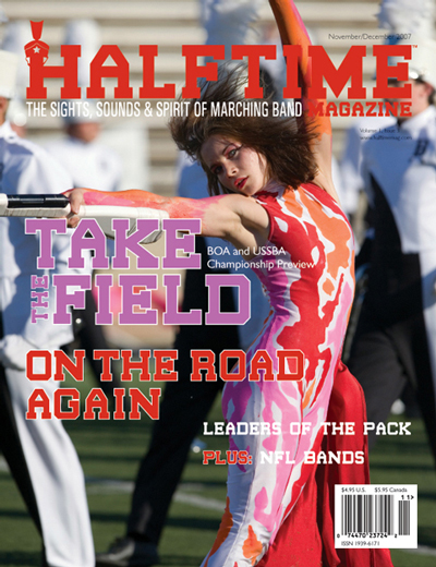 Haltime Magazine - November/December 2007
