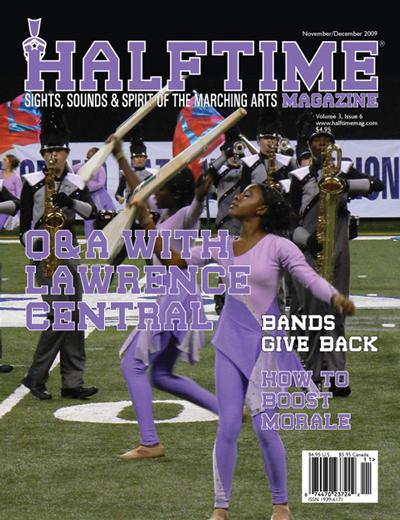Haltime Magazine - November/December 2009