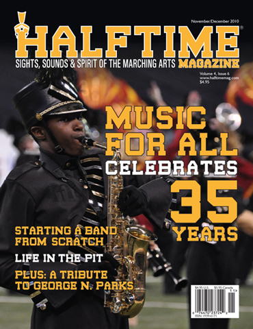 Haltime Magazine - November/December 2010