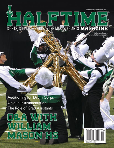 Haltime Magazine - Nov/Dec 2012