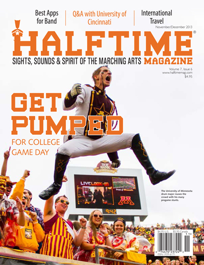 Haltime Magazine - Nov/Dec 2013