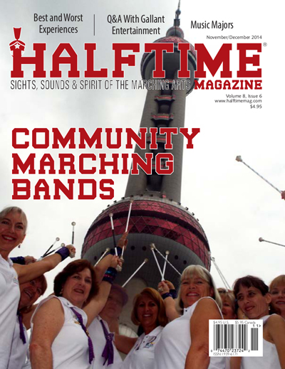Haltime Magazine - November/December 2014