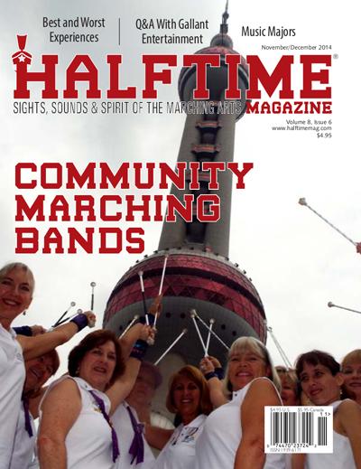 Haltime Magazine - November/December 2014