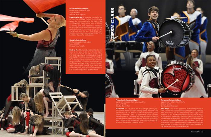 WGI Championships 2012 page 2