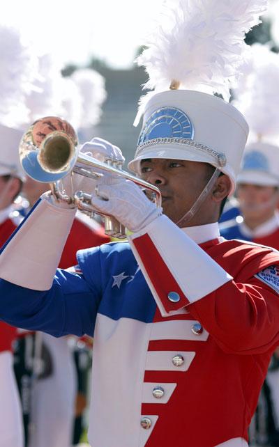 Boa Announces Honor Band For 2009 Rose Parade Halftime