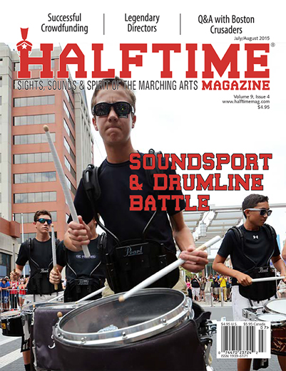 Haltime Magazine - July/August 2015