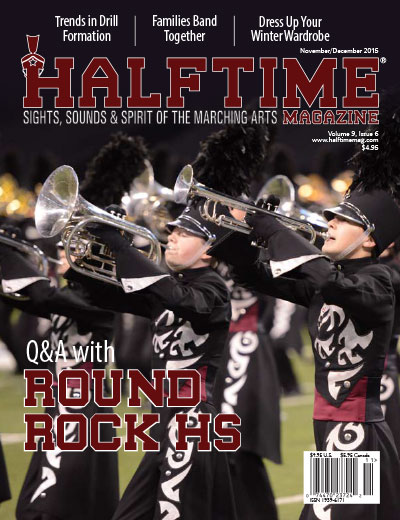 Haltime Magazine - November/December 2015