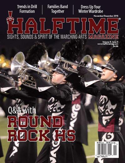 Haltime Magazine - November/December 2015
