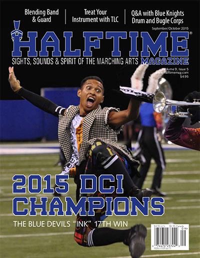 Haltime Magazine - September/October 2015