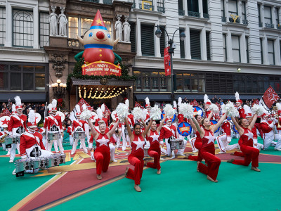 Macy's-Great-American-Marching-Band