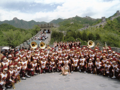TMB Great Wall of China