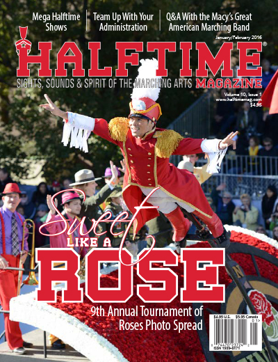 Haltime Magazine - January/February 2016
