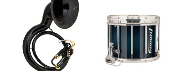 ludwig-snare-and-sousaphone-gear-up