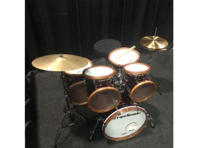 ergosonic-drum-set