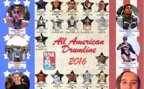 All-American Drumline 2016