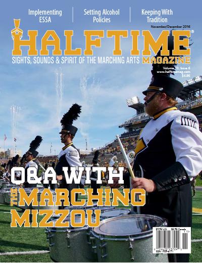 Haltime Magazine - Nov/Dec