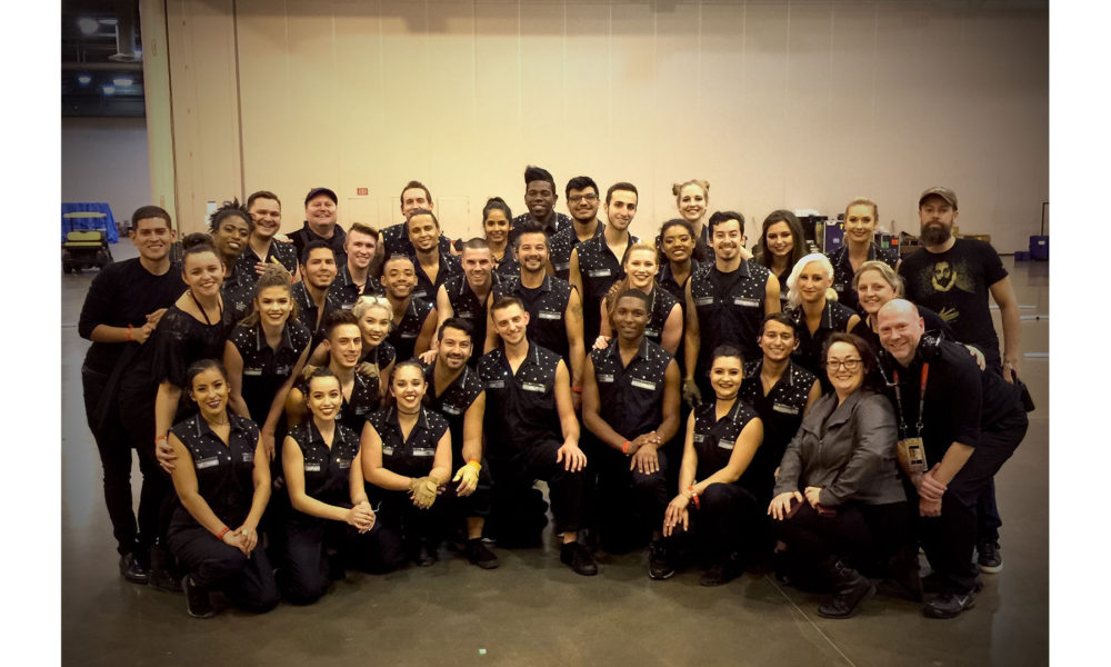 Cypress Independent Performs in Super Bowl