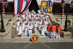 Professional Marching Band The Royal Hawaiian Band