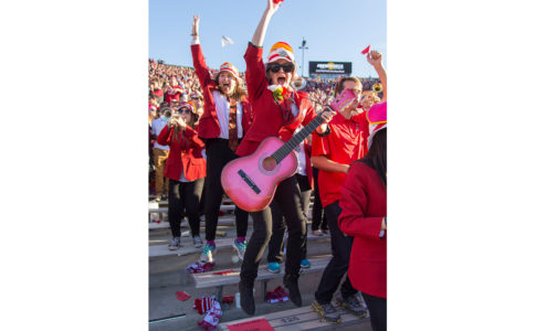 Stanford Band suspension lifted.