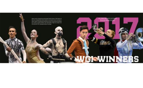2017 WGI Winners