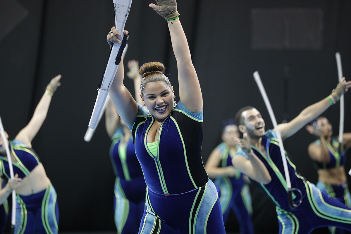 Articles about color guard - Independent A Class Champion In Wgi Sport Of The Arts