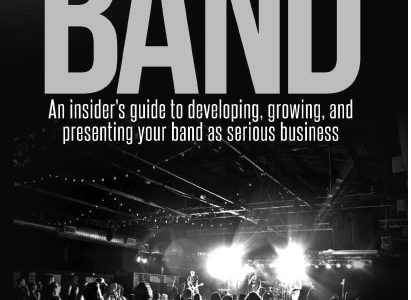 """So, You Have a Band"" Book"