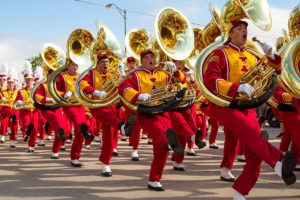 Iowa State University Cyclone Marching Band