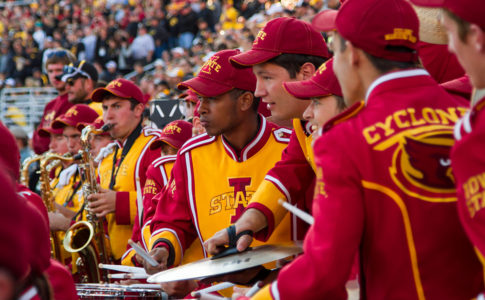 2017 Sudler Trophy Iowa State University Cyclone Marching Band