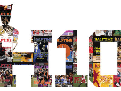 10 Years of Halftime Magazine
