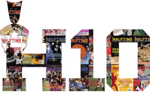 10 Years of Halftime Magazine