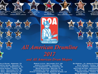 All American Drumline 2017