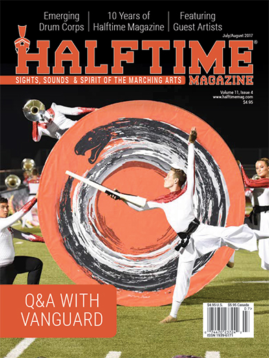 Halftime Magazine July/August 2017