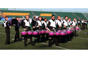 Erie Thunderbirds Drum and Bugle Corps