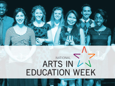 National Arts in Education week