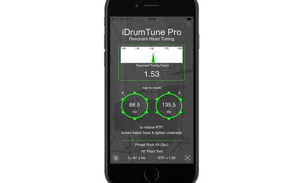 iDrum Tune Pro