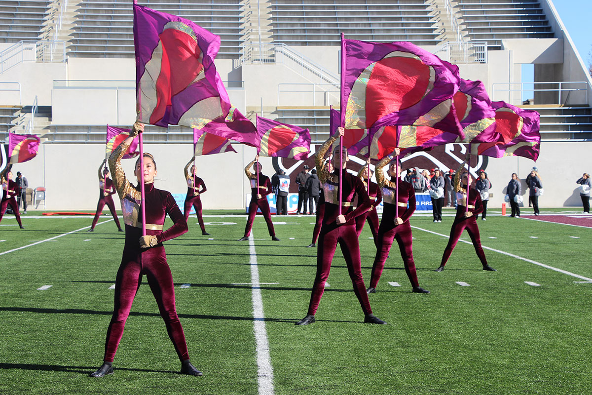 Articles about color guard - Missouri State University