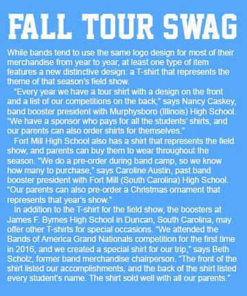 Fall swag tour