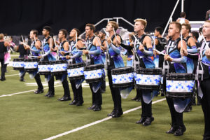 Blue Devils Corps are a winner at the 2017 DCI Championship.