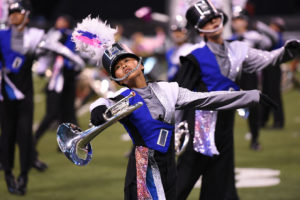Blue Devils Class B takes 2nd at 2017 DCI Championship.