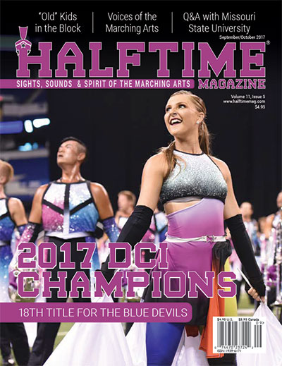 Halftime Magazine September/October 2017