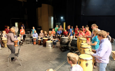 Day of Percussion