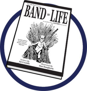 Buy this book for the band nerd in your life.