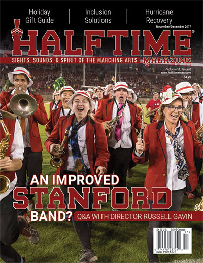 Halftime Magazine November/December 2017