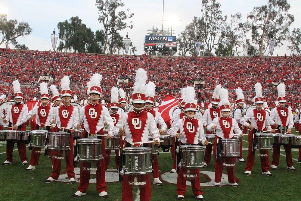 University of Oklahoma band