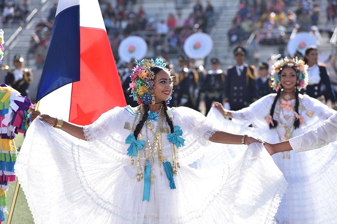 Banda De Música Herberto López from Colegio José Daniel Crespo in Chitré, Herrera, Republic of Panama