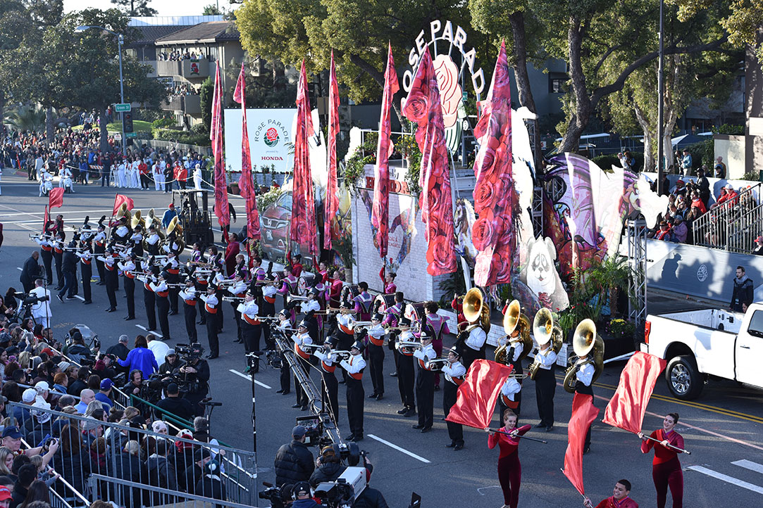 Riverside (California) City College Marching Band