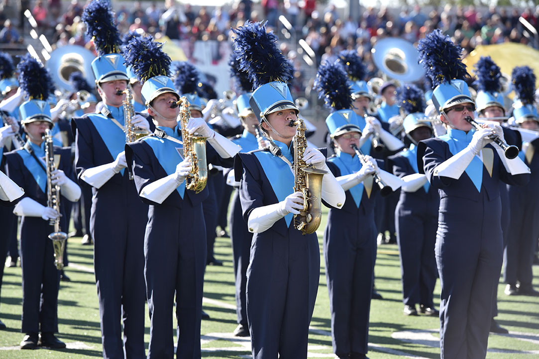 Westlake HS Marching Thunder from Saratoga Springs, Utah
